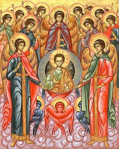 Собор Небесных Сил безплотных