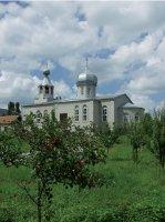 Храм свт Николая ст Красногорская